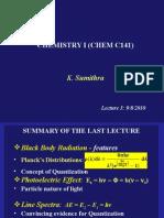 Lecture3(Quantum Chem) Ks