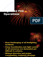 High Rise Fire Operations