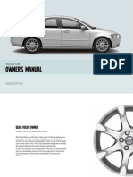 S40 Owners Manual MY08 en Tp9154web