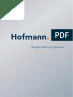 Hofmann Balancing Eng