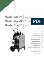 MasterTig 3000, 4000 User Manual.pdf