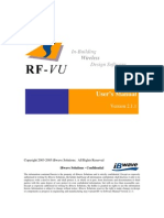 RF-vu - User's Manual
