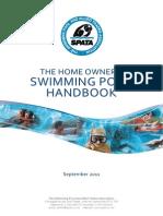 Homeowners Swimming Pool Online Handbook v3a1