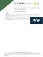 InfoMercado Semanal - 005 - 16.10.2014
