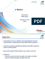 SDSF - Beyond the Basics (1)