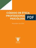 Código de Etica Do Psicólogo