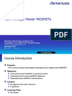 Lv Power Mosfet