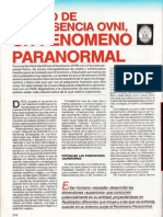 El Mito de La Presencia Ovni, Un Fenomeno Paranormal R-006 Nº Extra - Mas Alla de La Ciencia - Vicufo2