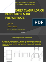 Proiectarea structurilor curs 9