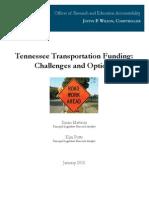 Transportation Report Final