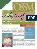 OSSM News July, 2015