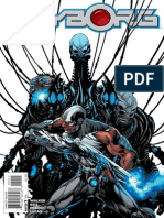 Cyborg Issue 2 Exclusive Preview