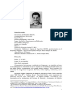 YIC, Nuble Donato Dossier