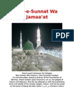 ahle sunnat wa jamaat-article-k n