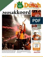 The Daily Dutch #18 uit Vancouver, de laatste! | 28/02/10