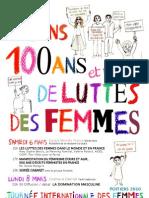 Journée internationale des femmes à Poitiers -> le 6 mars 2010