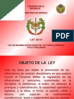 Ley de Regimen Disciplinario de FF.aa.[1]