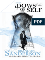 Shadows of Self by Brandon Sanderson- Prologue