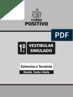 1o Vest Simulado - Geral - Mtn