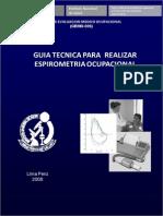 GUIA DE ESPIROMETRIA