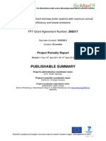 Publishable Summary