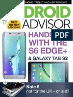 Android AdvisorREVISTA 17 - 2015 UK