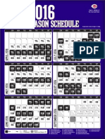 2016 Louisville Bats Schedule