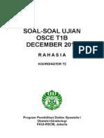 Soal Osce t1b Dec 2011