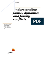 Understanding Family Dynamics And Family Conflicts