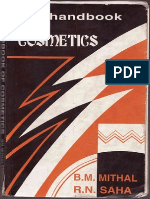 A Handbook of Cosmetics | Epidermis | Skin