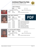 Peoria County booking sheet 08/25/15
