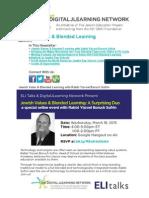 DJLN March 2015 Newsletter