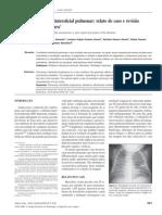 Enfisema Intersticial Pulmonar; Relato de Caso e Revisão Da Literatura