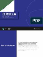 PRESENTACION FOMECA 2015 Producción de Contenidos Audiovisuales Para Productoras L16