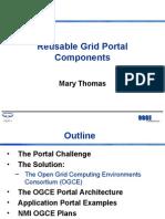 Reusuable Grid Portals