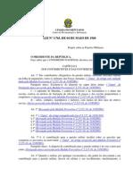 Lei 3.765_60 - Lei Pensao Militar_atualizada