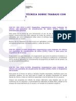 Normativatecnica PVD