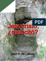 81235 - Laburu Jose a de - Jesucristo Resucito
