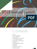 Unicef Report 2013 Zimbabwe