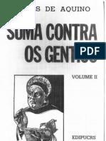 Suma Contra Os Gentios Volume II Livro 3