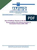vaksin antrax
