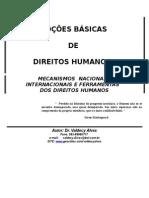 cartilha de noções de direitos humanos