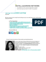 DJLN April 2015 Newsletter