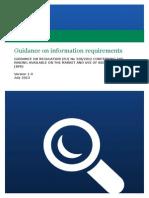 Biocides Guidance Information Requirements En