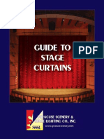 Guide to Stage Courtains