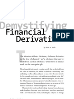 Demystifying Financial