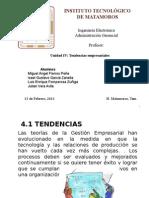 Presentacion 4 Unidad Administracion Gerencial