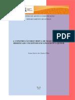 Tese - Ismar Inácio 2012 - A Construção Discursiva de Masculinidades Bissexuais - Um Estudo Em Linguística Queer