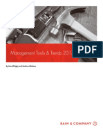 Bain Brief Management Tools 2015