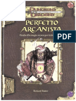 [D&D 3.5e - Ita]Perfetto Arcanista